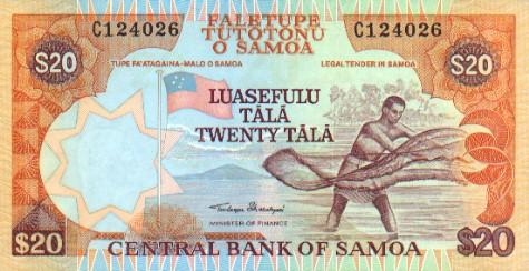 Currency of Samoa