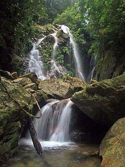 Cascadas de Honduras