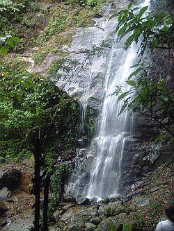 Cataratas en Honduras