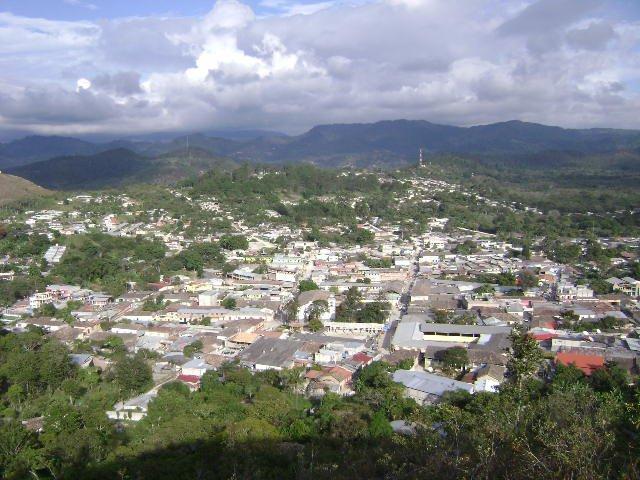 Marcala Honduras