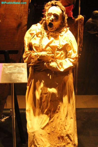 the mummies of guanajuato mexico