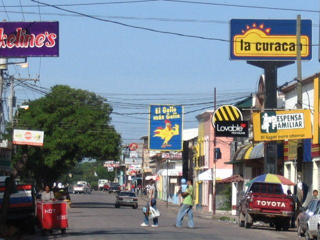 Honduras Choluteca