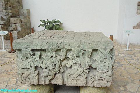 Altar Q Patio Occidental