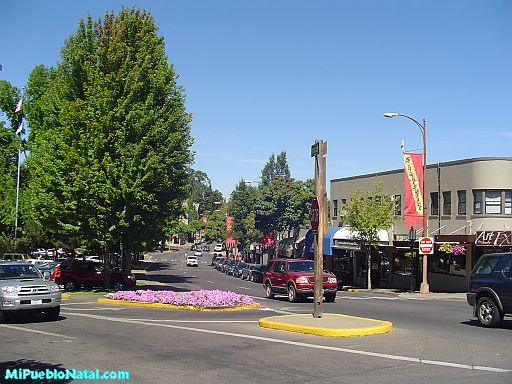 Ashland Oregon