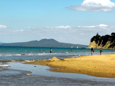 View to Rangitoto