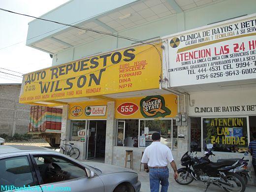Auto Repuestos Wilson
