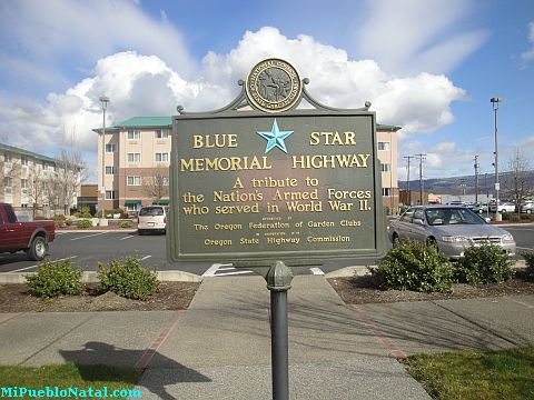Blue Star Memorial