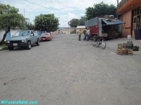 Calle de grav