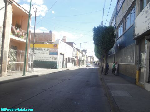 Calle de Leo