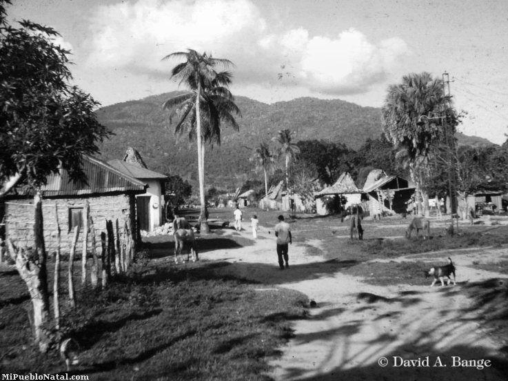 Calle del Cabildo 1961