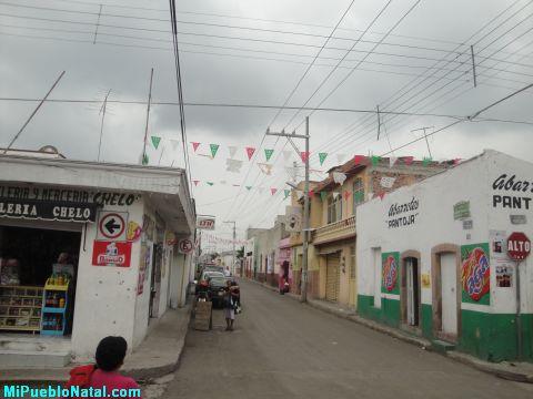 Calles de Huanimar