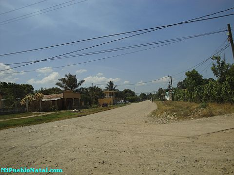 Calles de Tocoa