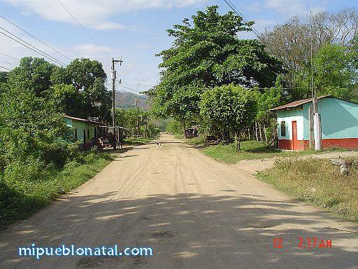 Tocoa - barrio el Tamarindo