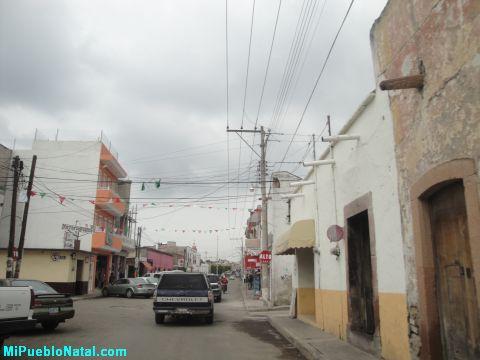 Casi en el Centro de Huanimar