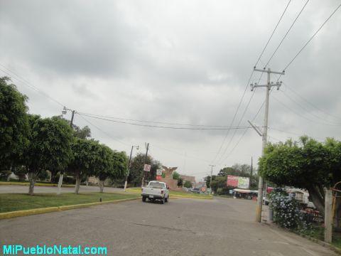 Casi entrando a Huanimar