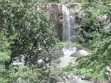 Catarata La Estanzuela
