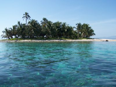 Cayos Cochinos Honduras