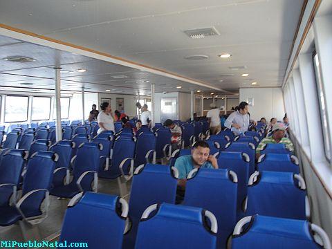 ferry a roatan