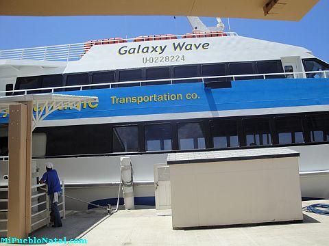 ferry to roatan