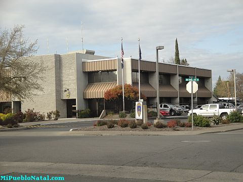 Central Point Police headquarters