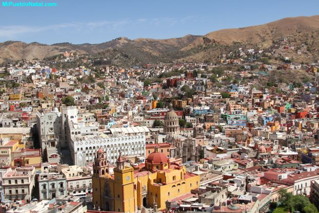 The City of Guanajuato