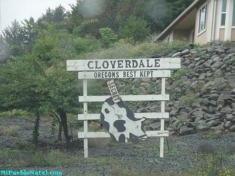 Cloverdale OR