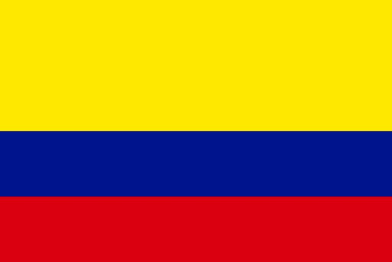 Colombian Flag Flag Of Colombia