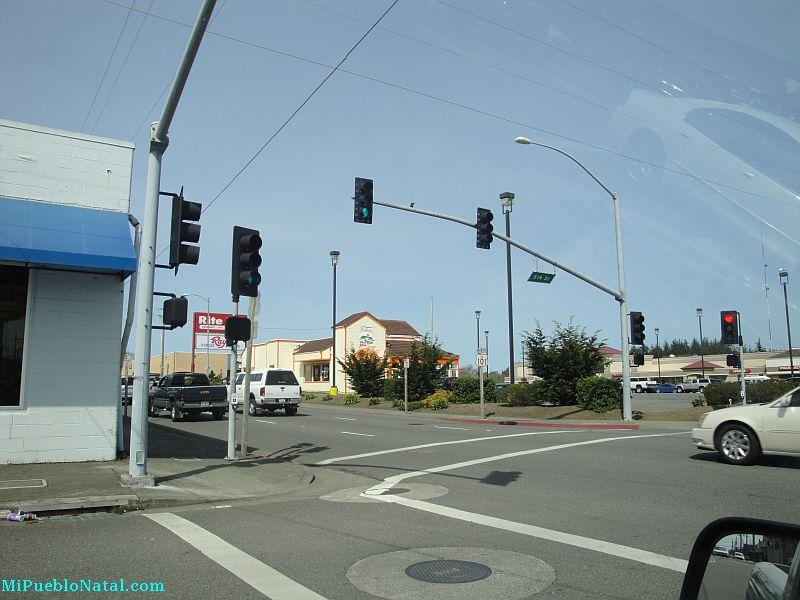 Crescent City California