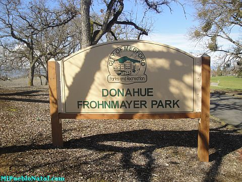 Donahue Frohnmayer Park
