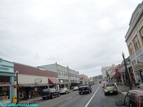 Downtown Astoria