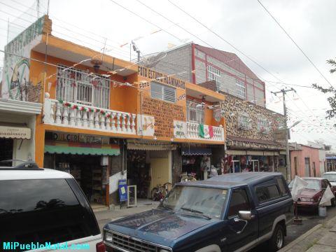 Edidificio en el Centro de Huanimar