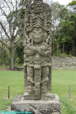 Estelas Maya