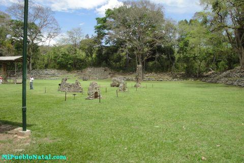 Estelas de los maya
