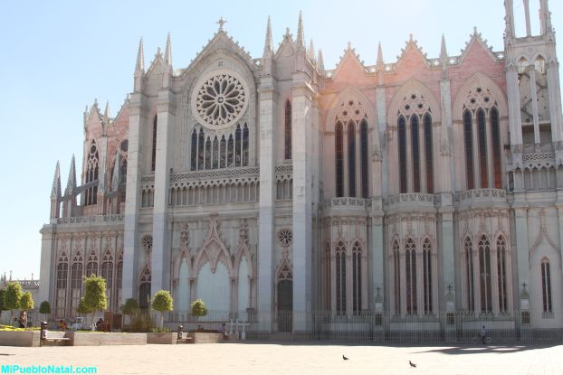 Expiatory Temple of Leon Guanajuato
