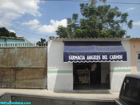 Farmacia Abgeles del carme