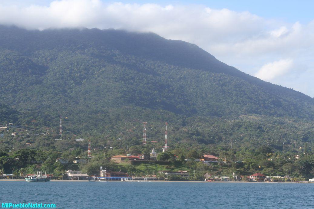 Banana Coast, Trujillo, Honduras