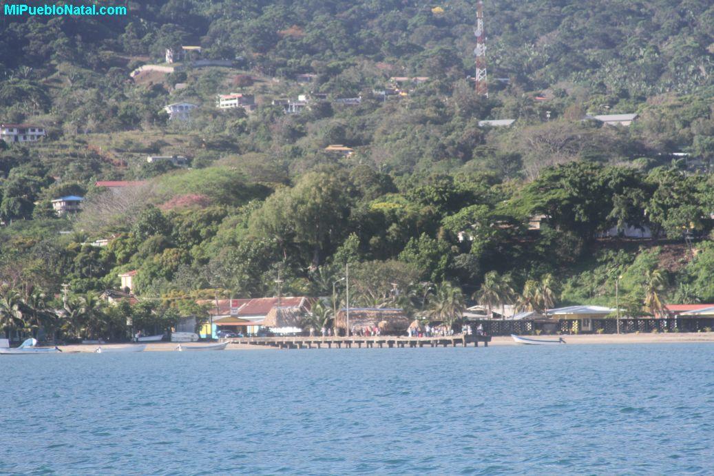 Orilla del mar de Trujillo
