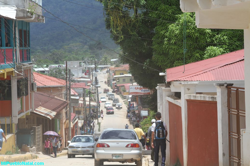 Calle principal de Trujillo.