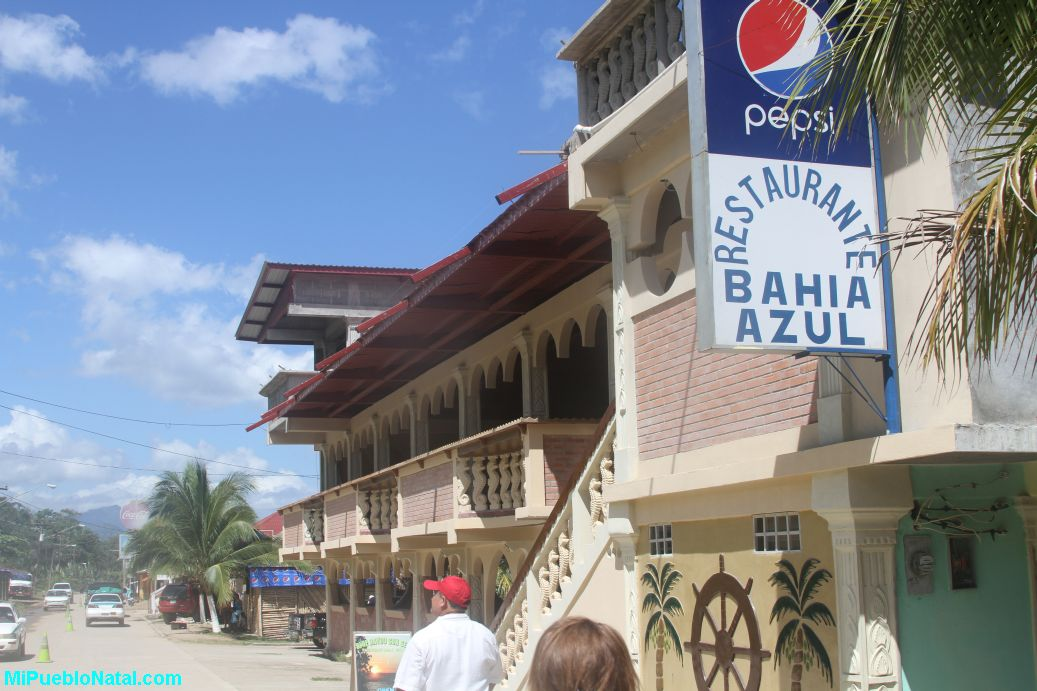 Puerto Trujillo, Honduras
