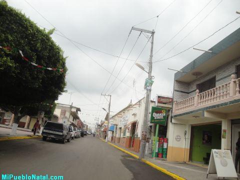 Frente de la Presidencia de Huanimar