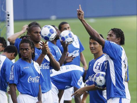 Futbol de Honduras