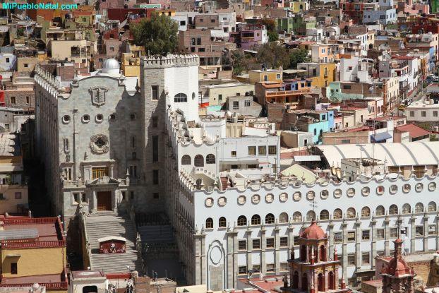 Guanajuato University Image