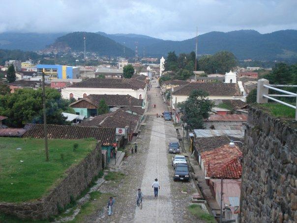 Honduras Intibuca
