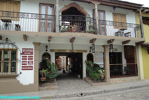Hoteles Copan Ruinas