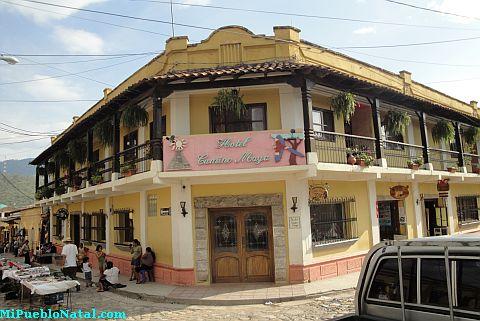 Hoteles de Copan