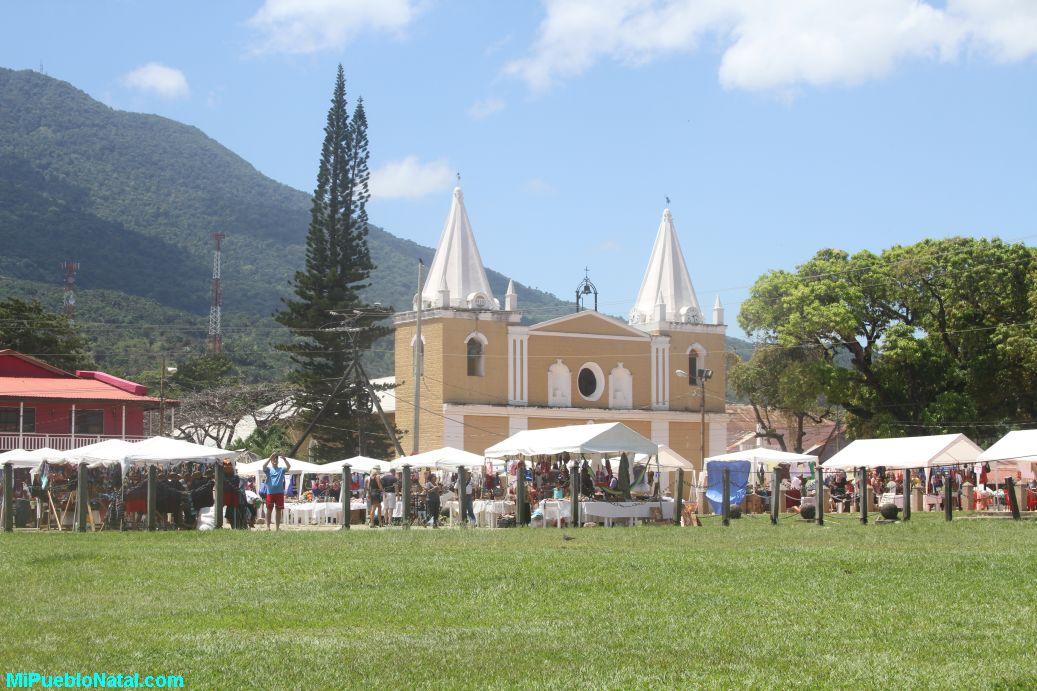 Iglesia de Trujillo, Honduras