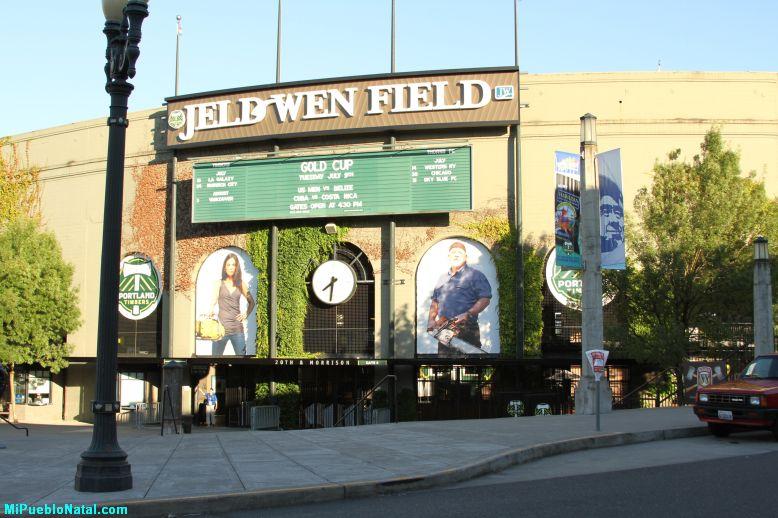 Jeld Wen Field Portland