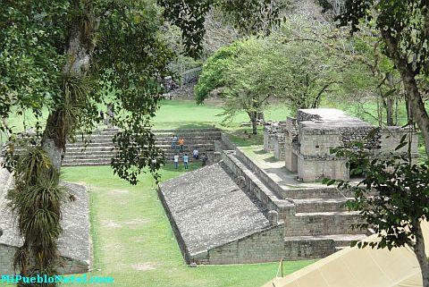 Juego de pelotas Maya
