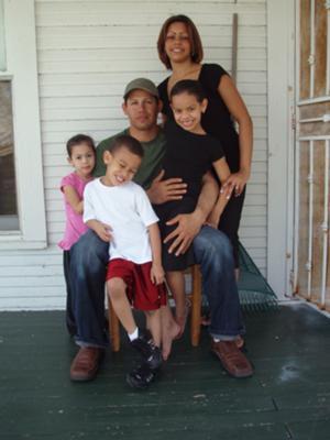 La familia Zuniga (Fredy)