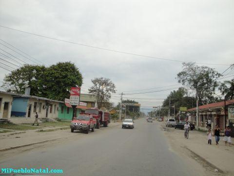 La Lima departamento de Cortes